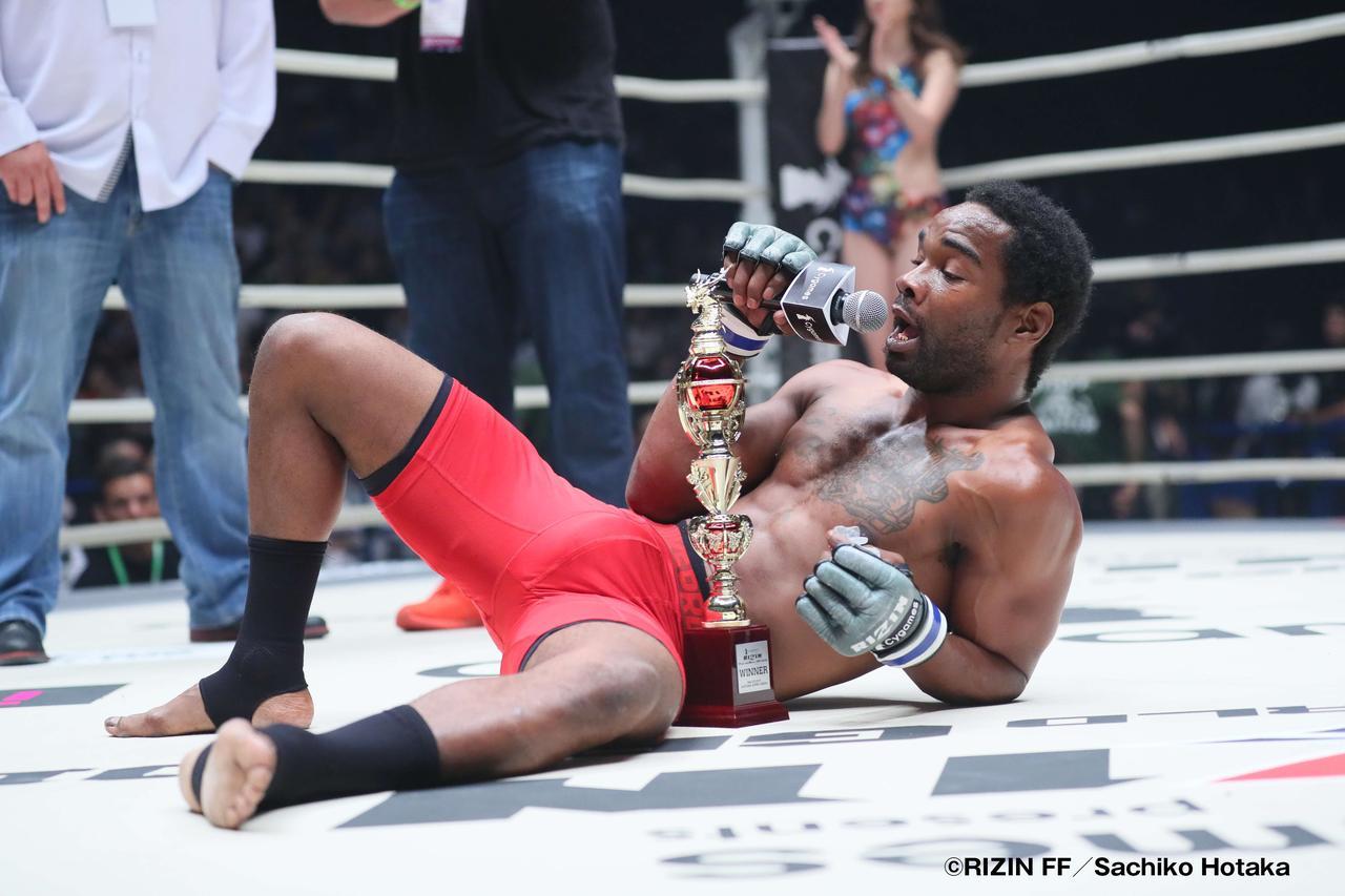Charles Bennett vinner på KO efter 7 sekunder och utmanar Wanderlei Silva