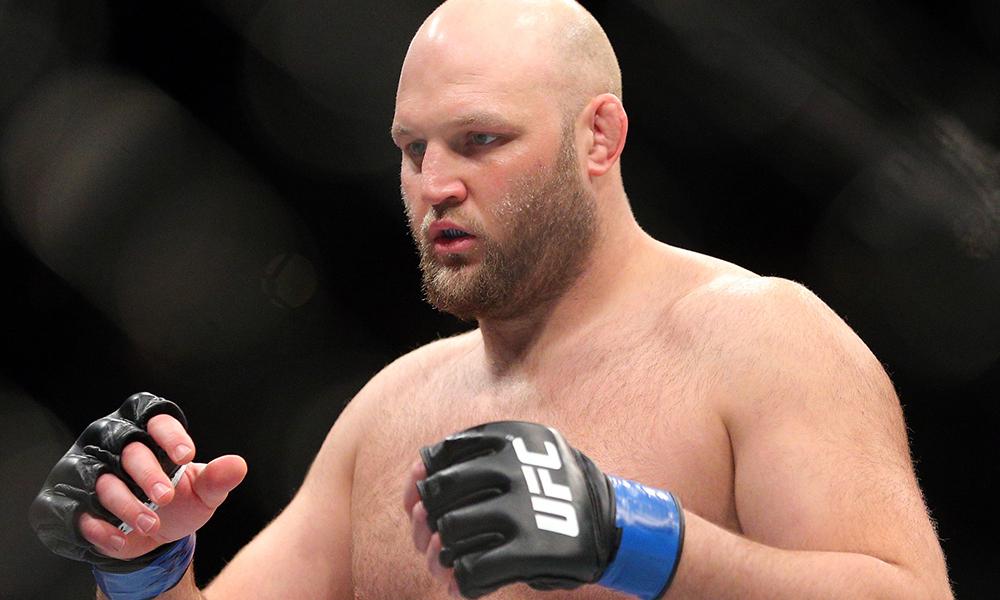 Ben Rothwell hoppas möta vinnaren från UFC 203: Travis Browne eller Fabricio Werdum