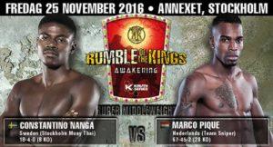 Constantino Nanga vs Marco Pique