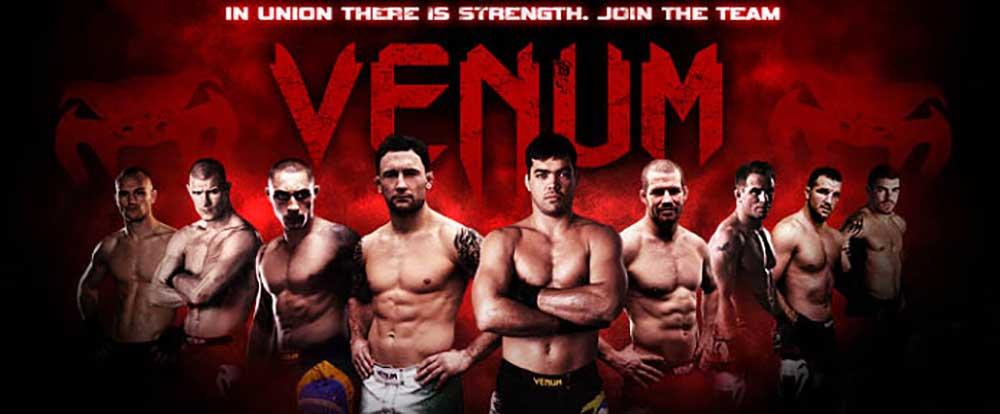 Venum -passion, innovation och teknisk utveckling