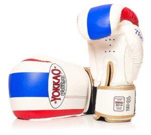Yokkao thai flag boxing gloves