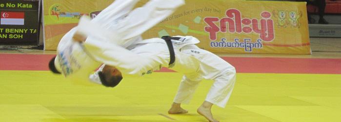 Judo Sunsdvall skördar framgångar i internationell Judo tävling