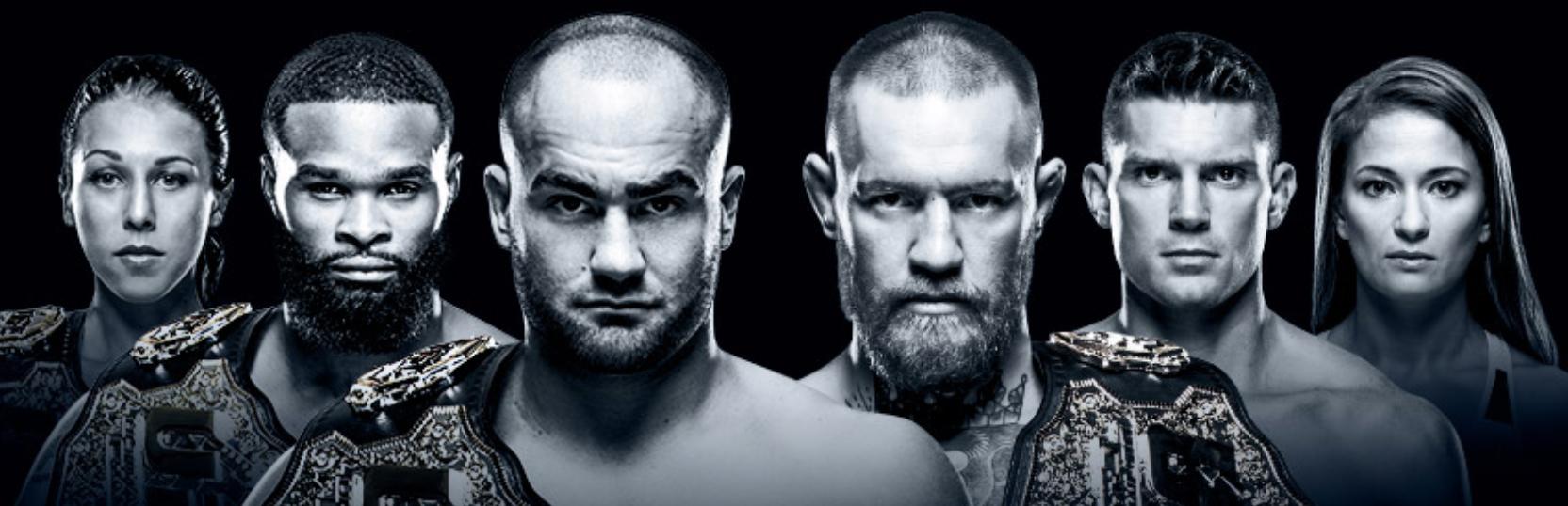 Inför UFC 205: Evans vs Kennedy har blivit struken