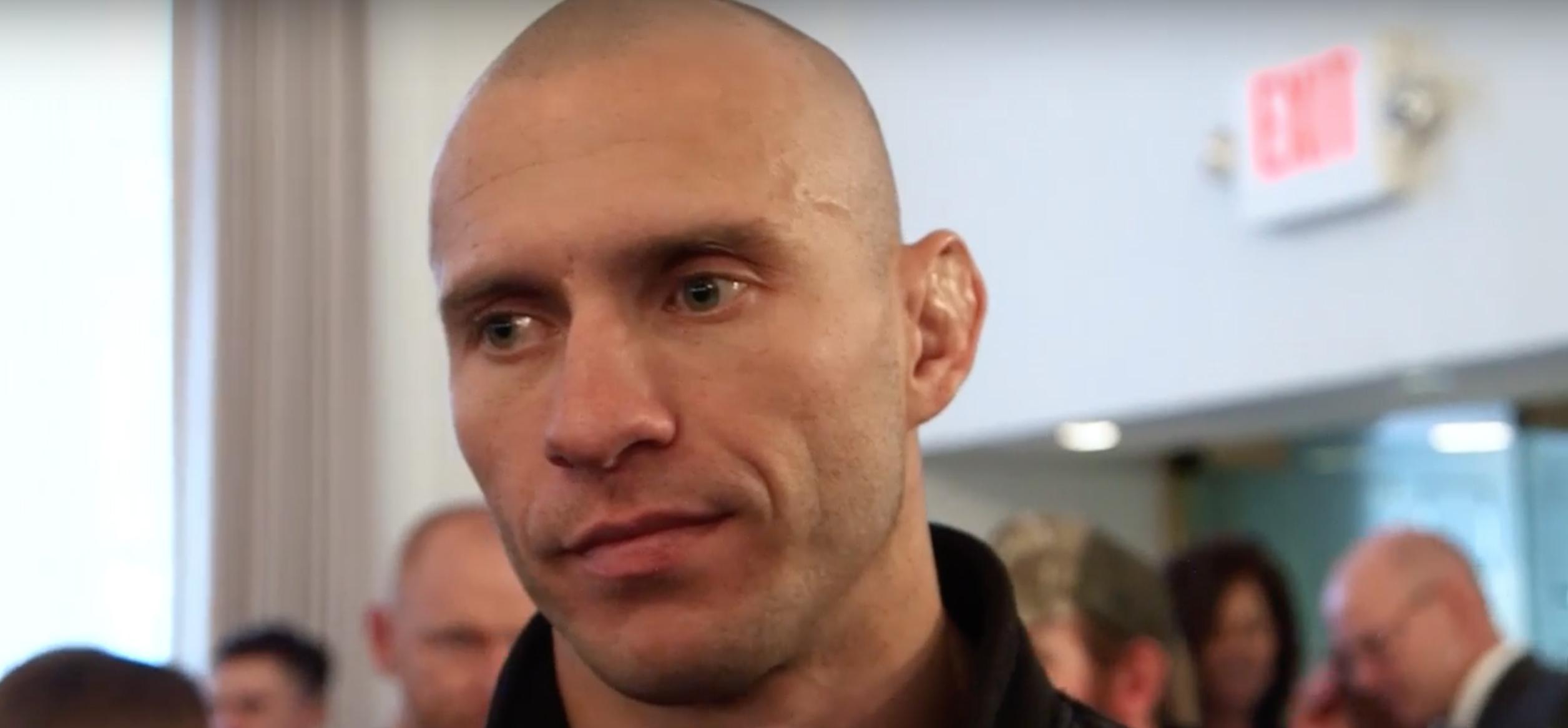 """""""Cowboy"""" Cerrones match struken – möter istället Matt Brown på UFC 206"""