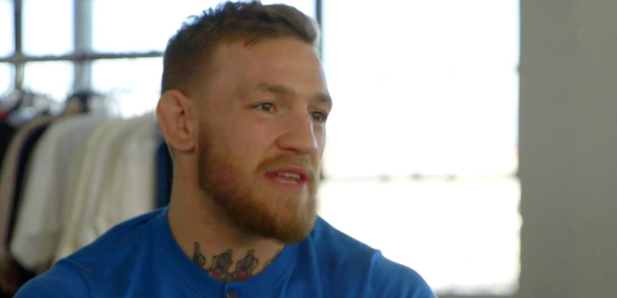 McCregor funderar allvarligt på att ta över boxningscenen
