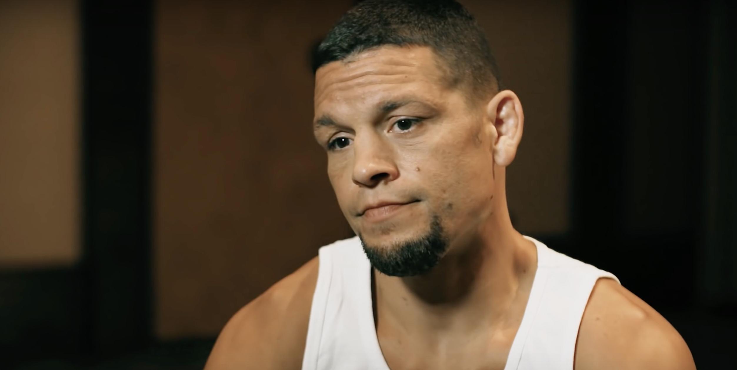 Nate Diaz vägrar gå match för under 20 miljoner dollar