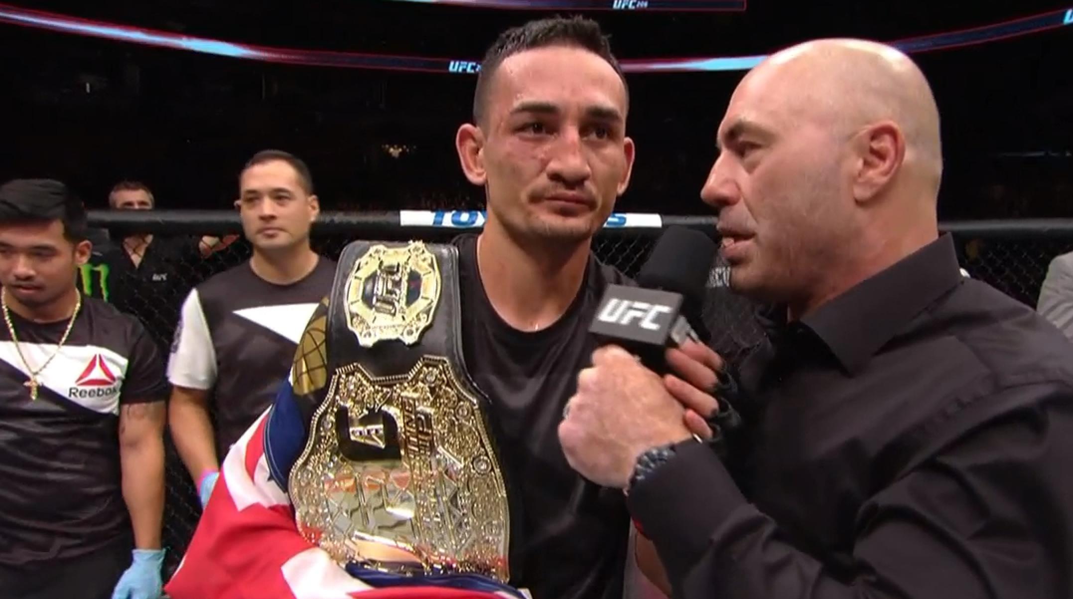 UFC 206: Holloway ny mästare efter knock mot Pettis – utmanar (W)aldo