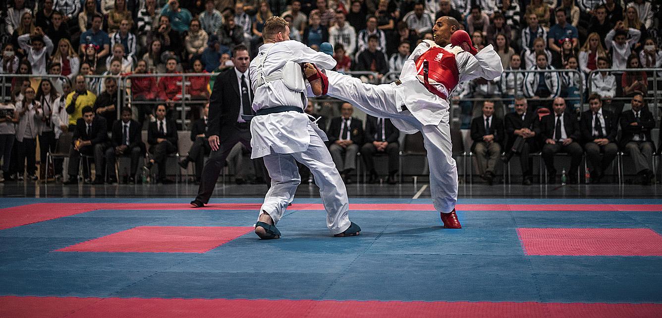Nuno Dias – multitalang inom kampsport