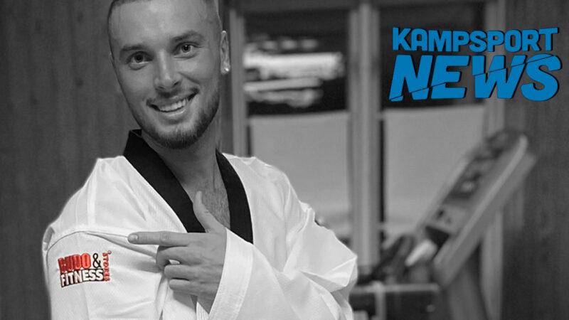 Big Brotherstjärnan Mergim Feka tillbaks i taekwondo!