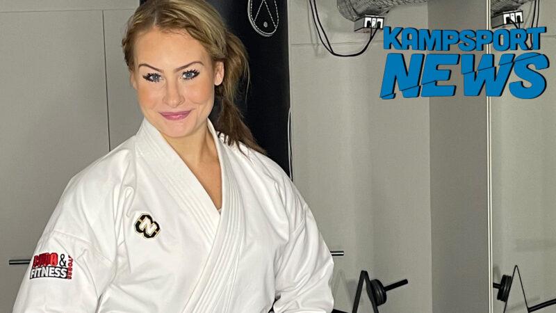 Cecilia Fager om karate, kata och styrketräning